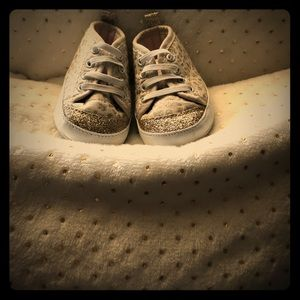 CONVERSE STYLE JUST ONE YOU BABY SHOES